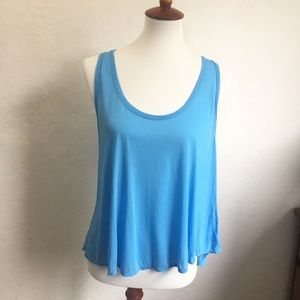 Chaser Modal Racerback Tank Top Small